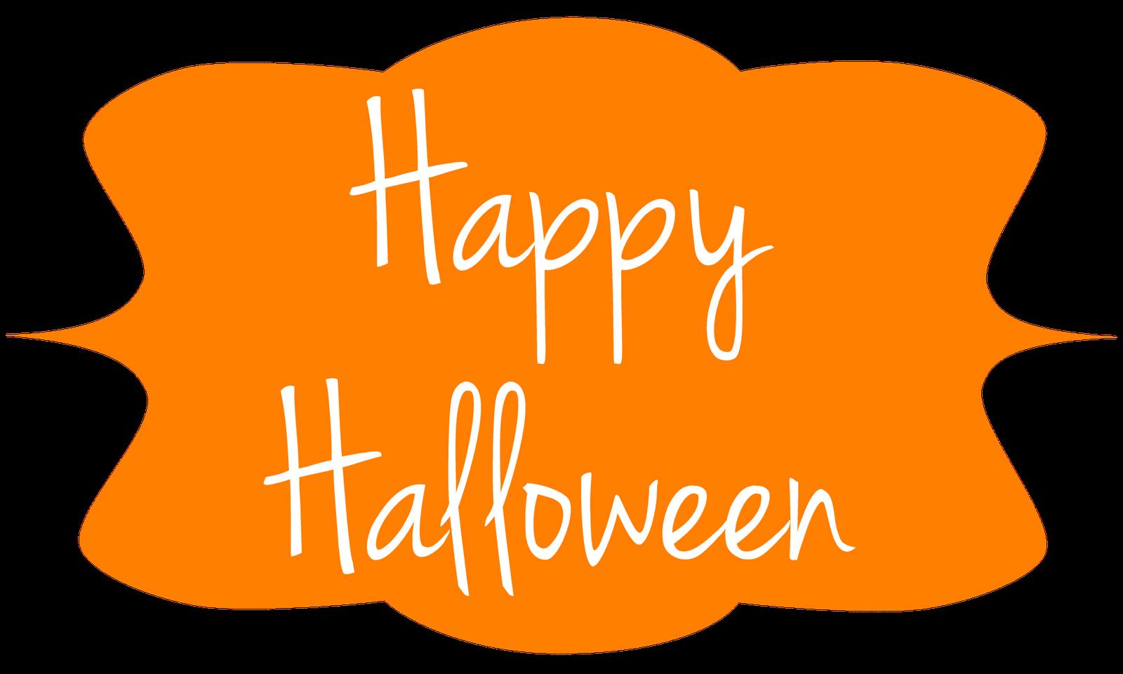 Halloween Clipart Hd Banner.