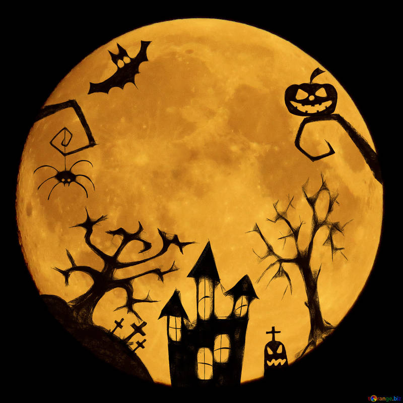 Halloween backgrounds halloween clipart halloween № 40469.