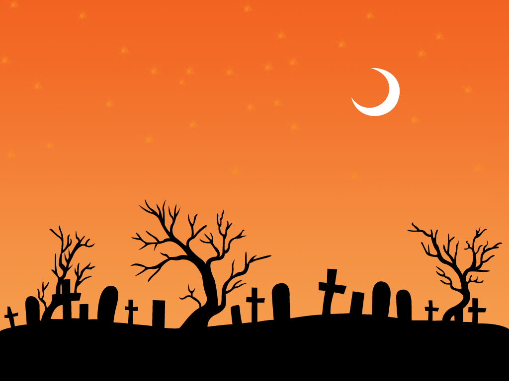 Halloween Background Clipart.