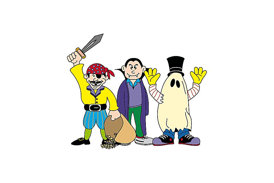 Free Halloween Clip Art for Your Mac or PC.