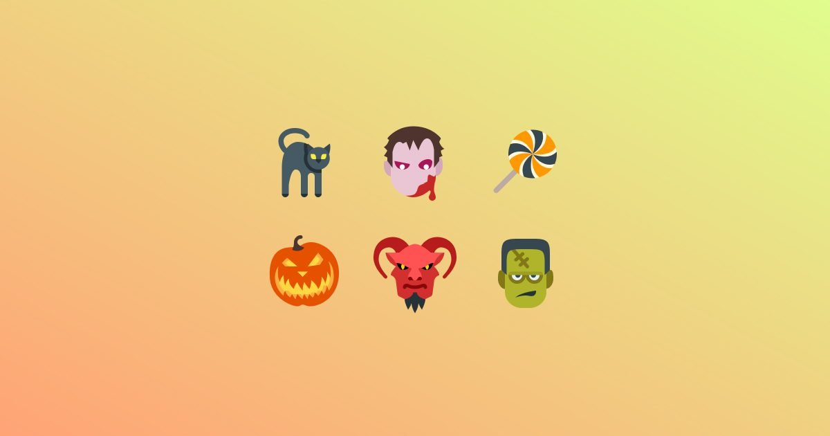 Trick or Treat: 19 Packs of Free Halloween Clipart and Icons.
