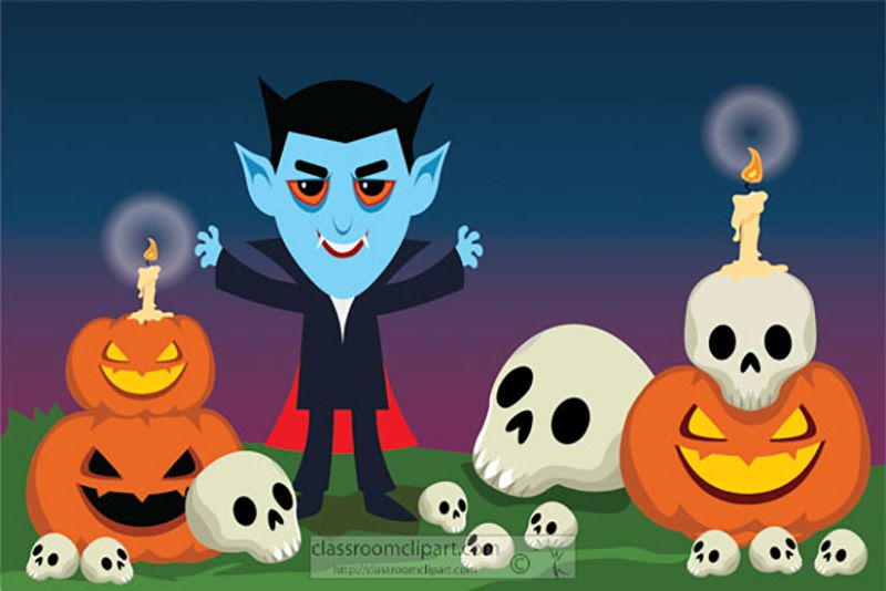 Free Halloween Clip Art for All of Your Projects.