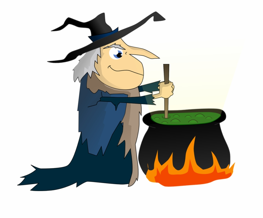 Png Free Collection Of Halloween Cauldron High Stirring.