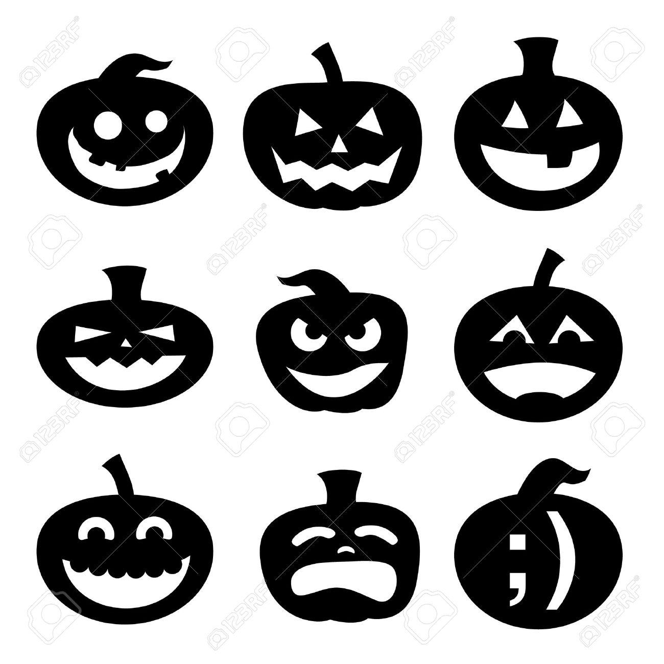 Halloween decoration clipart - Halloween Decoration Jack