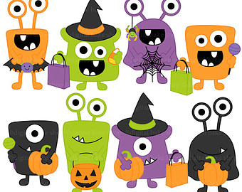 Free Pictures Of Halloween Monsters, Download Free Clip Art.