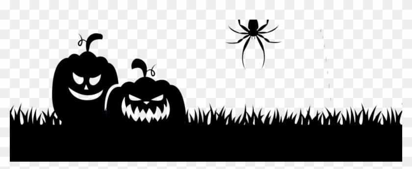 Halloween Silhouette Art Free Download.