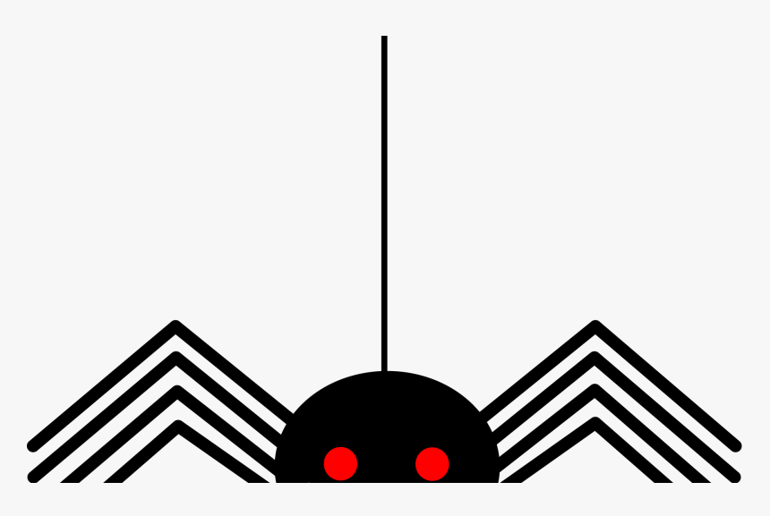 Free Halloween Spider Clipart , Png Download.