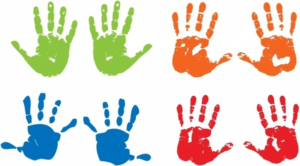 Handprint free vector download (24 Free vector) for commercial use.