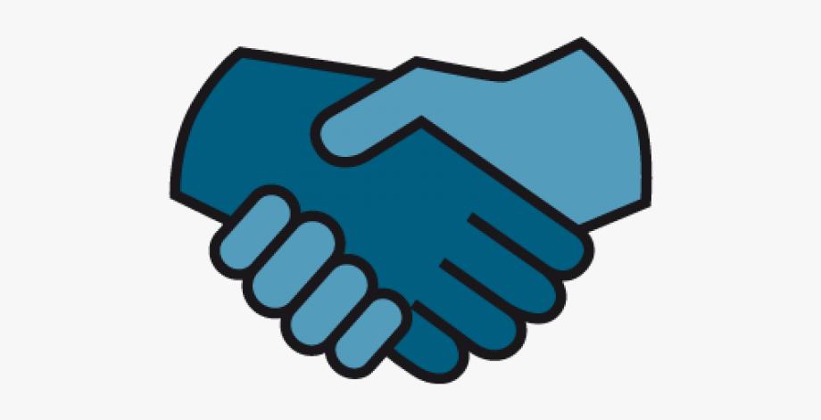 Free Handshake Clipart.