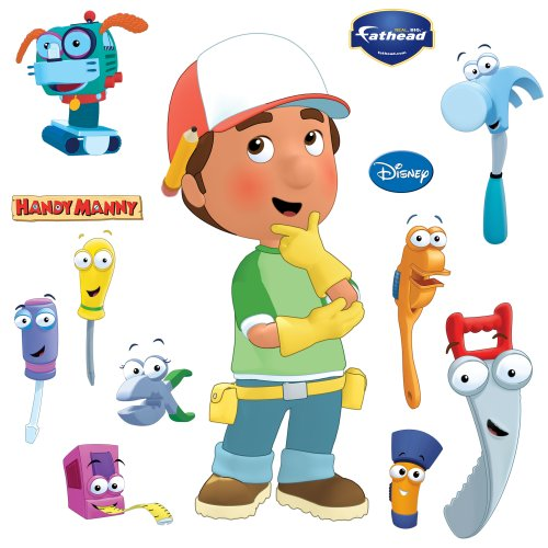 Handy manny tools clipart 5 » Clipart Station.