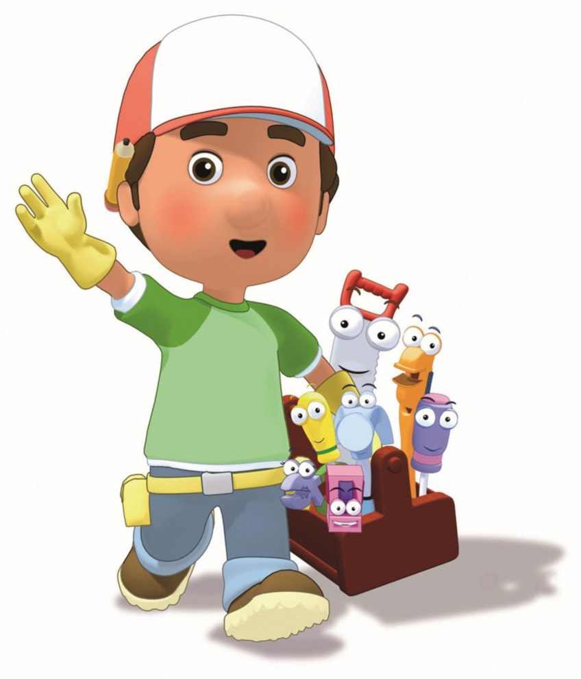 Download handy manny png clipart Handy Manny Clip art.