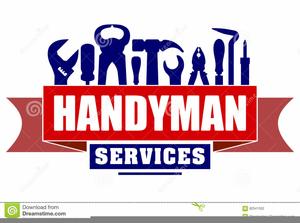 Free Vector Handyman Clipart.