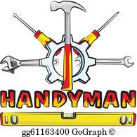 Handyman Clip Art.