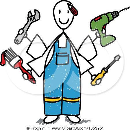 Handyman Clip Art Free Download.