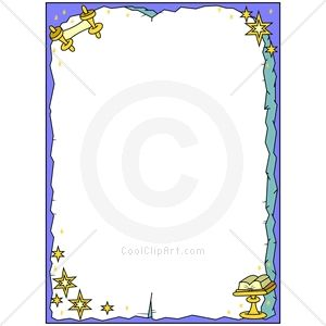 Jewish Border Clip Art.