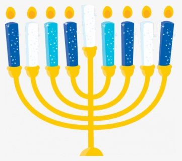 Free Hanukkah Clip Art with No Background.