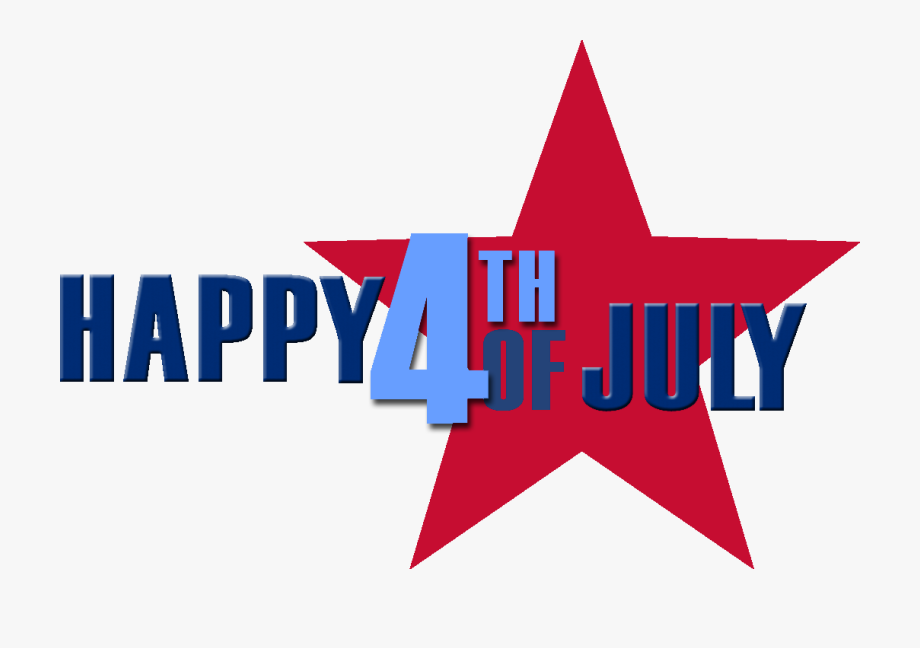 Happy 4th Of July Clipart Kid.