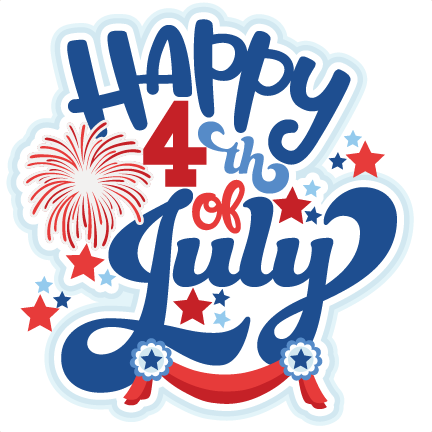 Happy 4th of july clipart clipart images gallery for free download.
