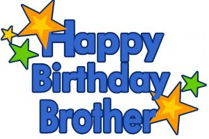Free happy birthday brother clipart 5 » Clipart Station.
