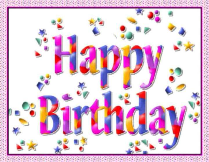 free happy birthday images for facebook.
