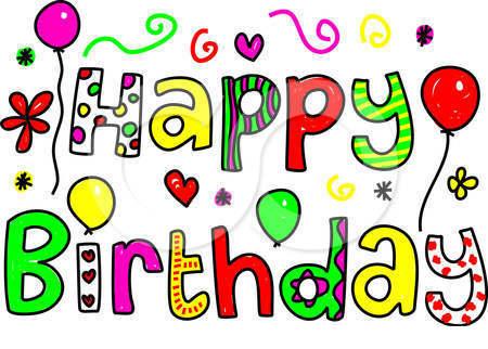 Happy Birthday Graphics Clipart Jixbzeie.