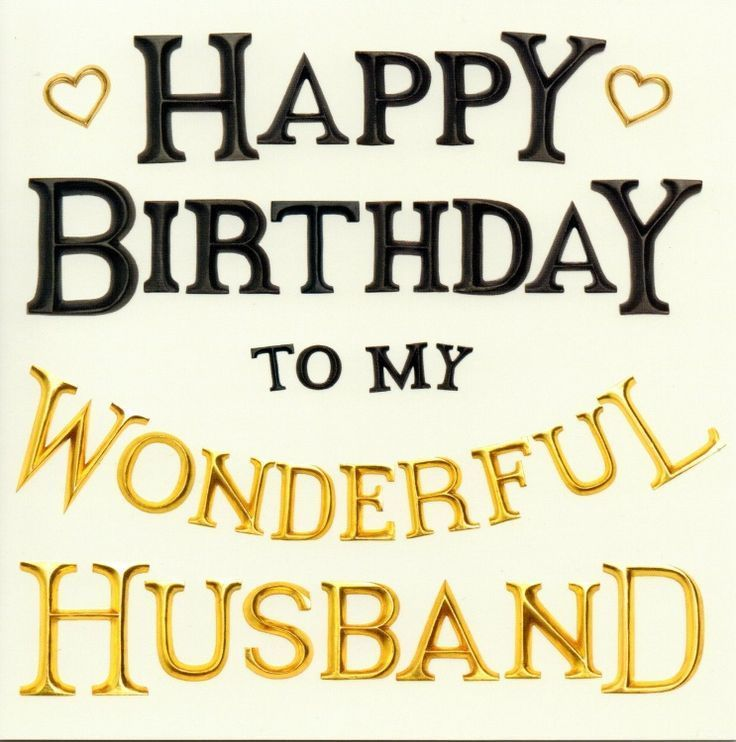 25+ best ideas about Happy Birthday Husband on Pinterest.