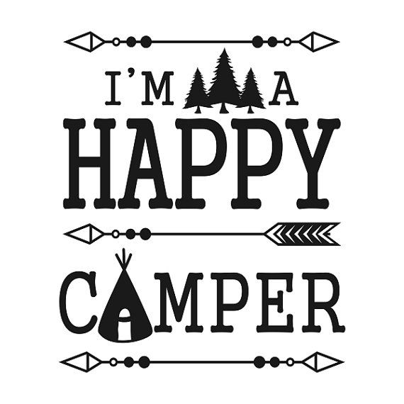 Free Camper Silhouette Cliparts, Download Free Clip Art, Free Clip.