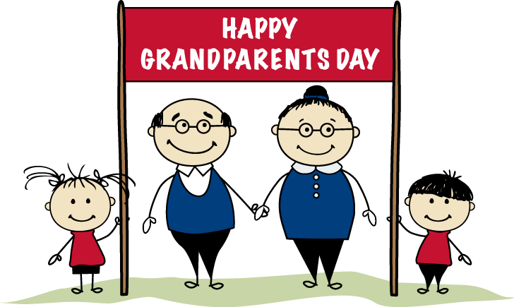 Happy grandparents day clipart clipart images gallery for free.