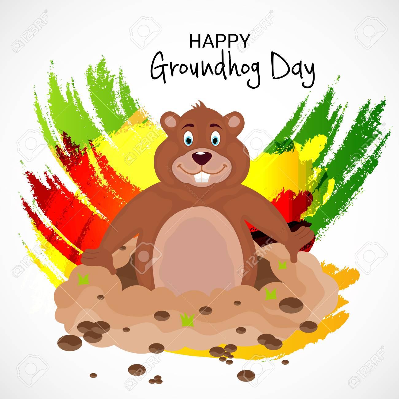 Happy Groundhog Day..