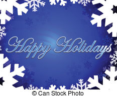 Happy holidays clipart free » Clipart Station.