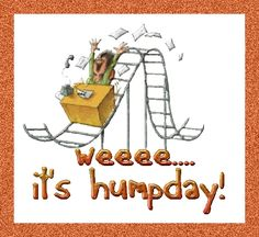 Happy Hump Day Clipart.
