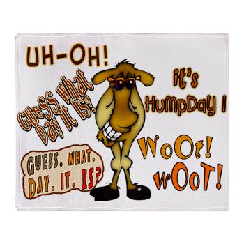 Funny Hump Day Clipart.
