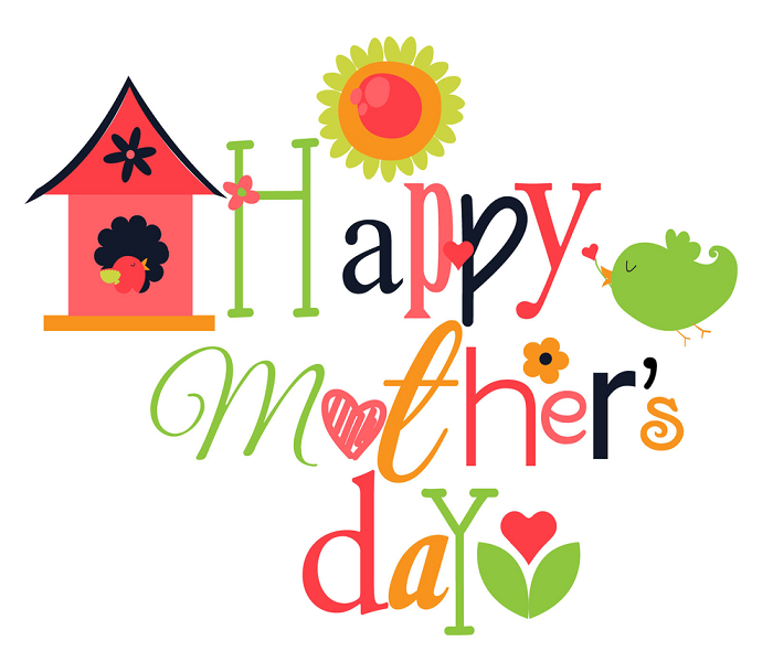 Happy Mother's Day Graphics, Clip Art, Vectors, Logo Free Download.