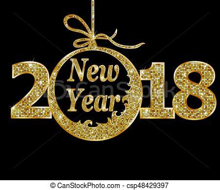 Happy new year 2018 Clip Art Vector Graphics. 19,026 Happy new year.