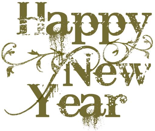 Free New Years Clip Art.