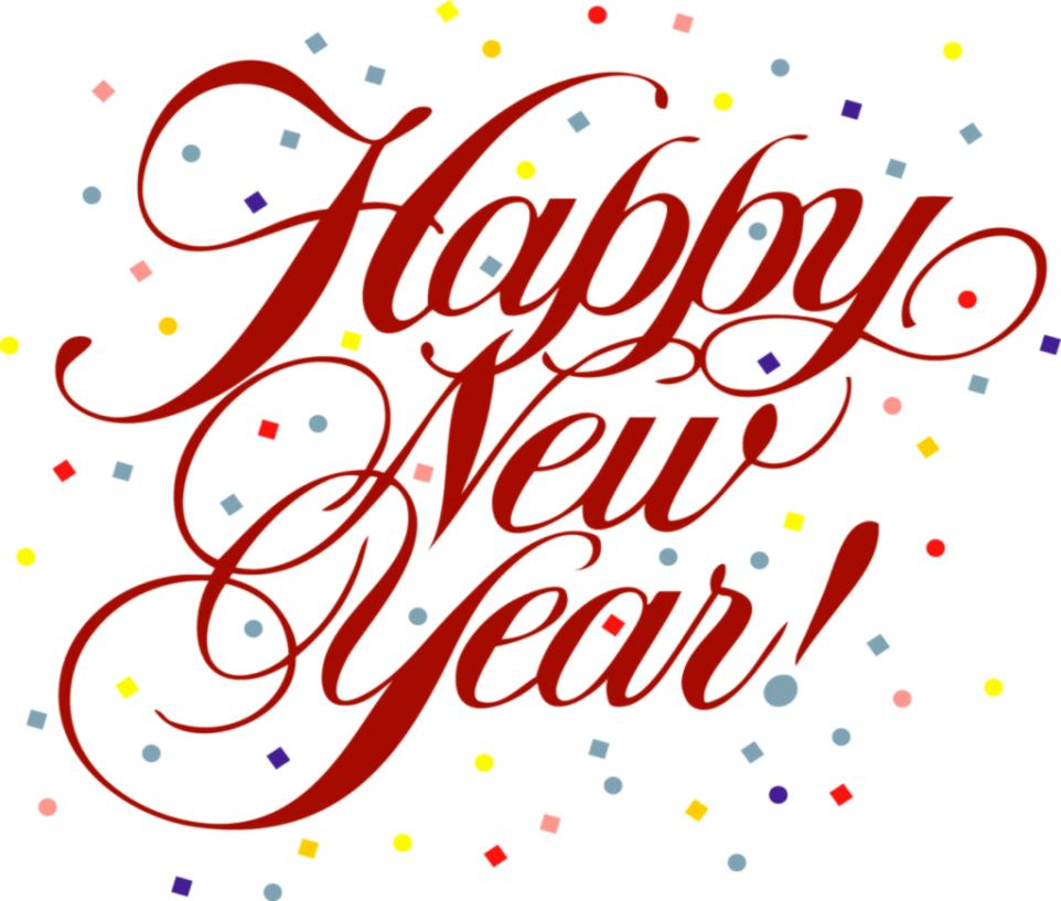 Top Free Download Happy New Year Clipart.