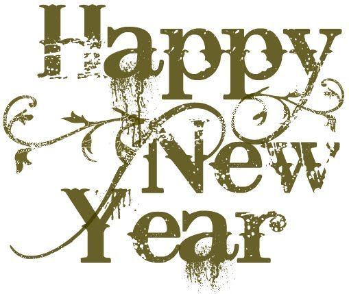 Free happy new year clipart images 2 » Clipart Station.