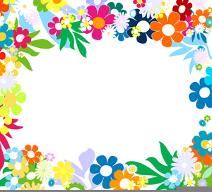 Happy Spring Clipart.