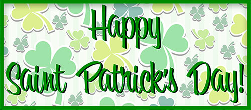 Free Saint Patrick's Day Clipart.