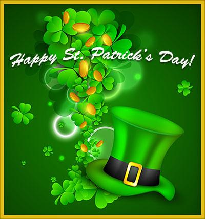 Free Saint Patrick's Day Graphics.