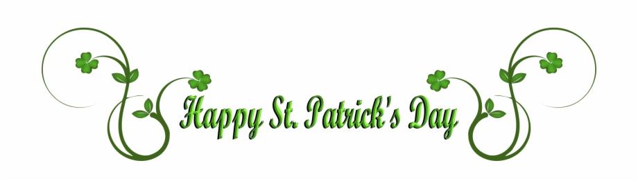 Saint Patrick's Day Transparent.