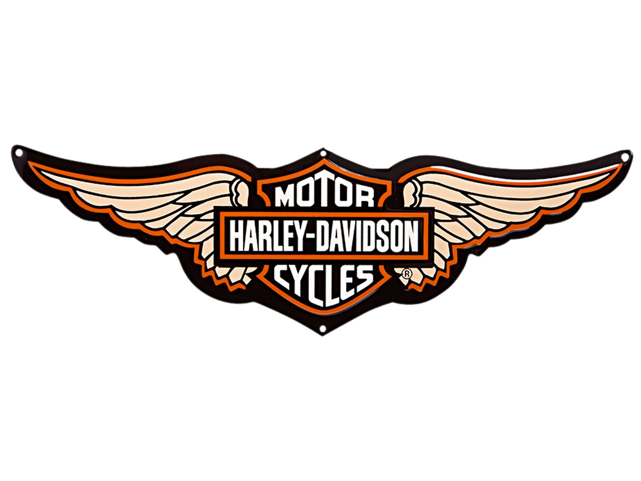 Harley Davidson Logo Wallpaper.
