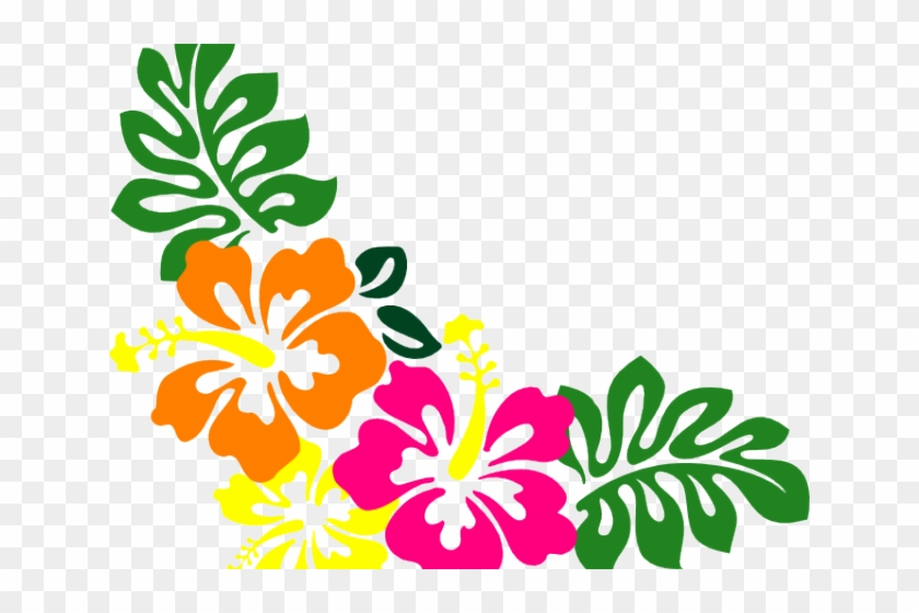 Hawaiian Border Vector at Vectorified.com.