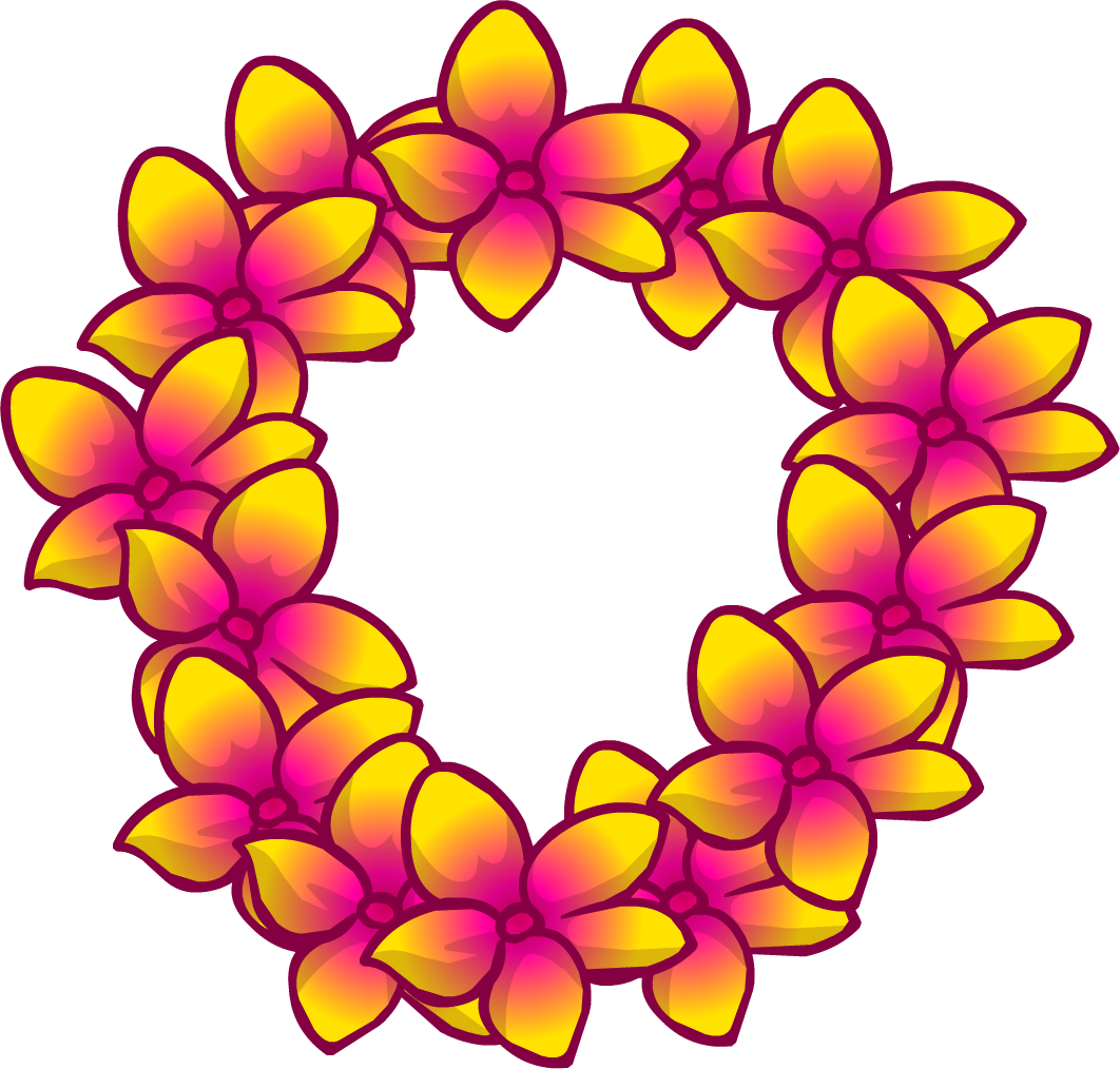Free Hawaiian Necklace Cliparts, Download Free Clip Art, Free Clip.