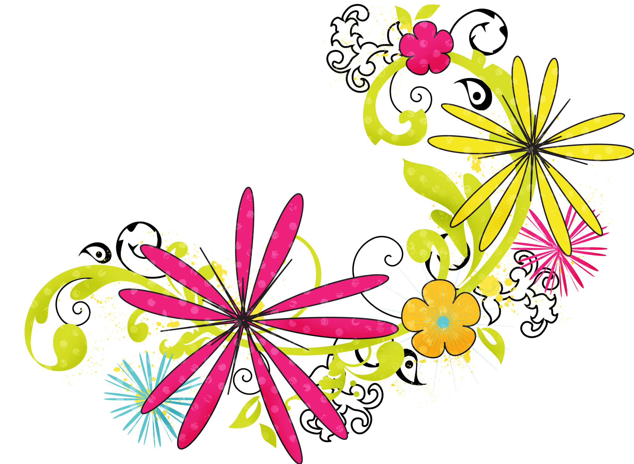 Download Floral PNG HD 1.