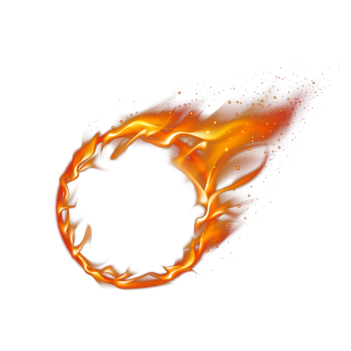 Ring Of Fire PNG.