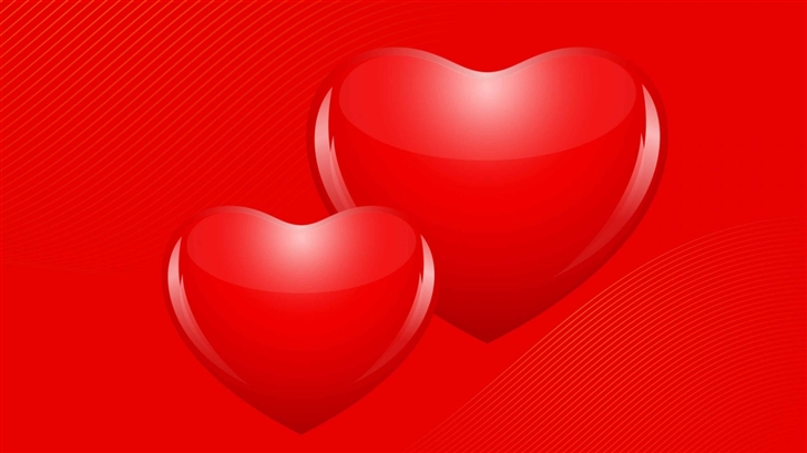 Free Heart Mac Wallpapers, iMac Wallpapers, Retina MacBook Pro.