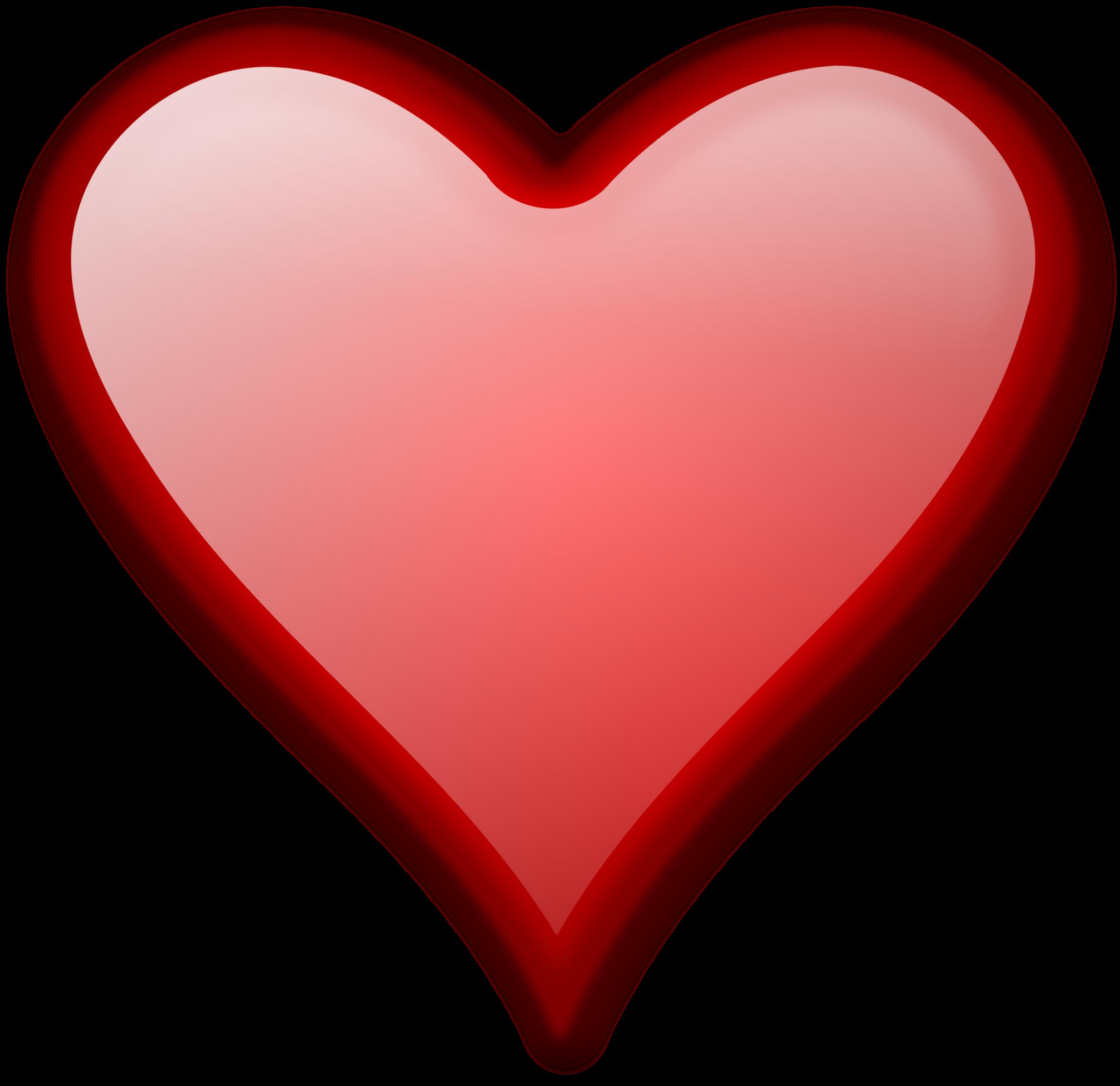 Heart Gloss 2 Free Vector 4vector.