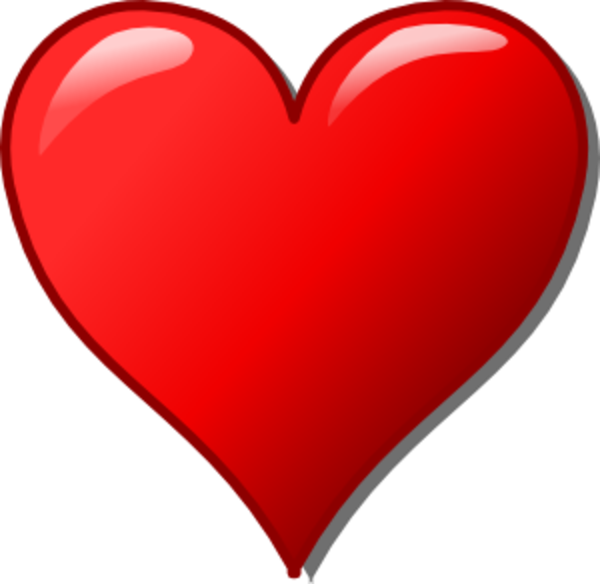 Free Heart Clip Art.