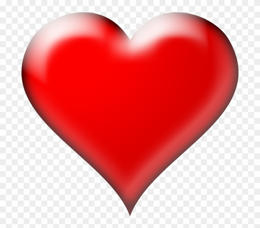 Free Download Valentine Day Heart Png.